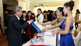 2013年腾讯教育盛典嘉宾签到