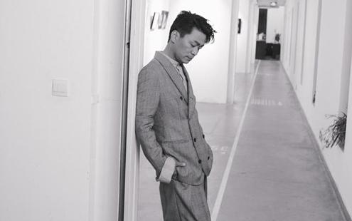 王宝强写真大片曝光 时尚起来也是不得了