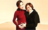 熊黛林怀孕7个月大肚照曝光