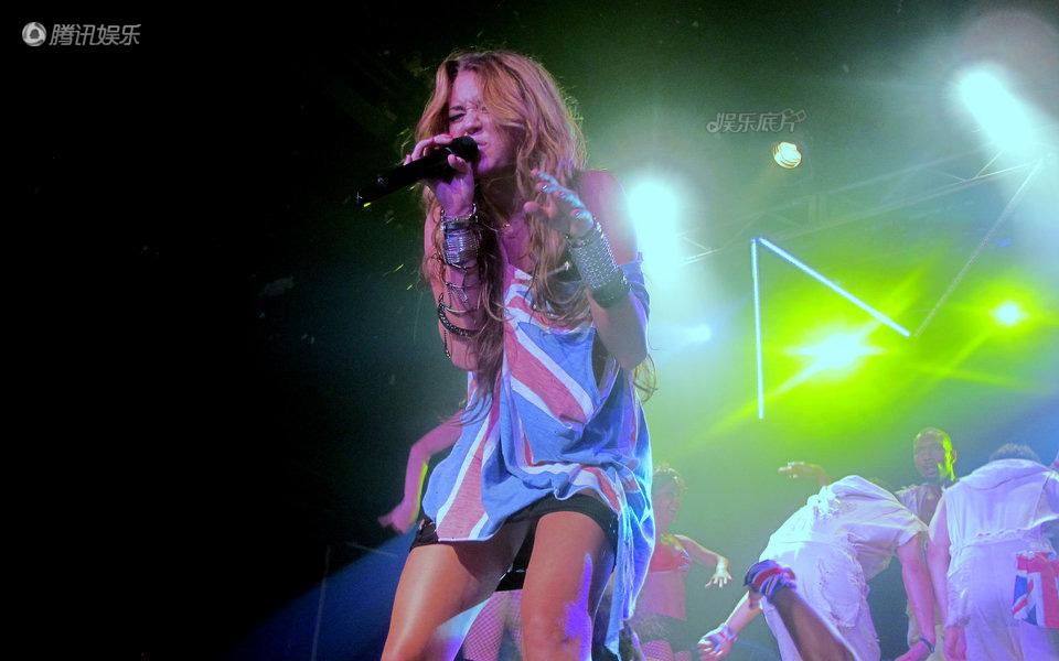 """《娱乐底片》第23期:明星为""""同志""""加油_麦莉・塞勒斯(Miley Cyrus)"""