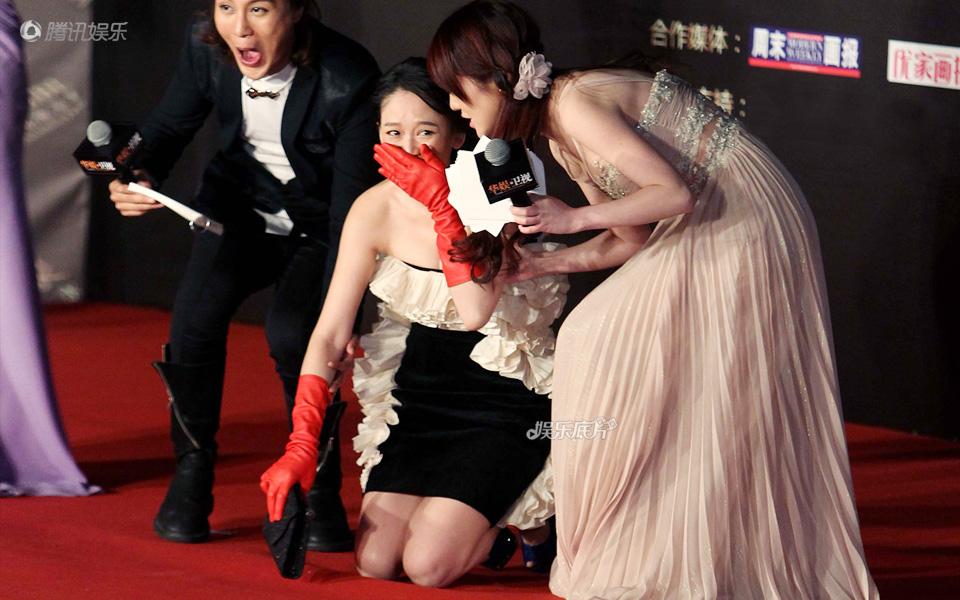 《娱乐底片》第27期:女明星的尴尬意外_陈乔恩