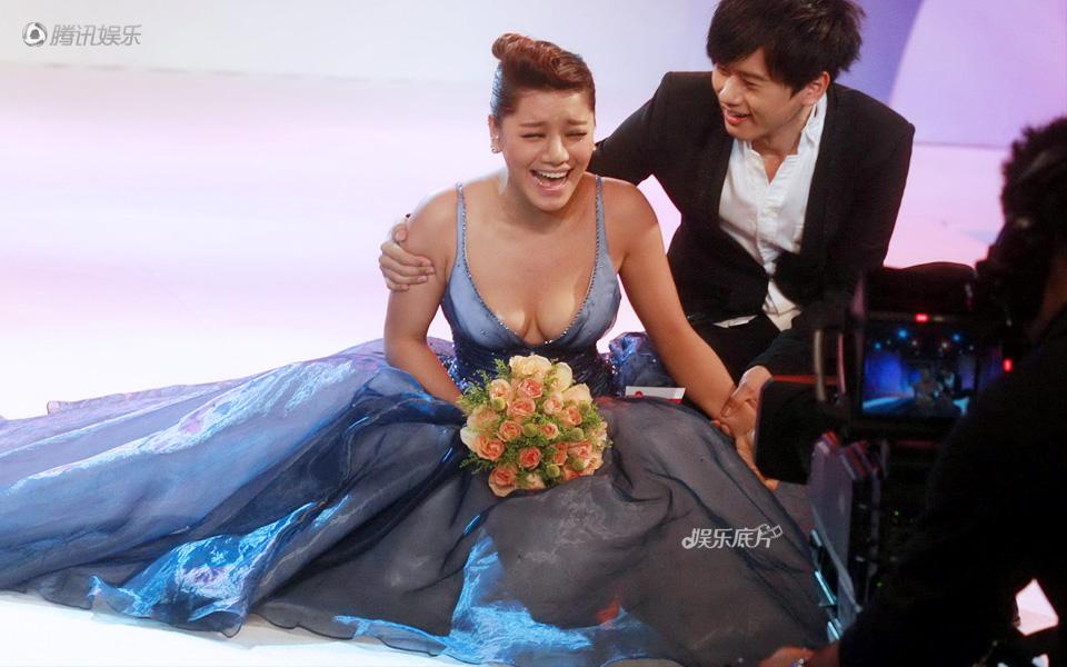 《娱乐底片》第27期:女明星的尴尬意外_江映蓉