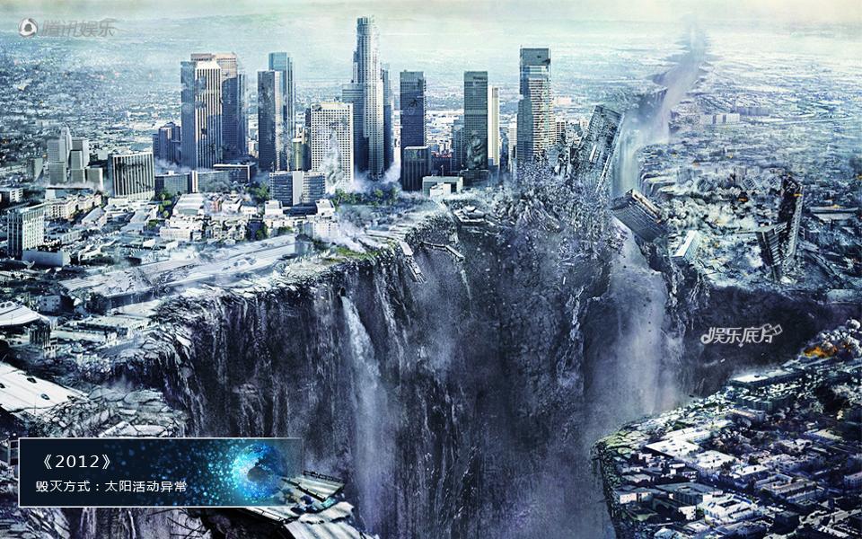 《娱乐底片》第28期:电影毁灭地球的N种方式_2012