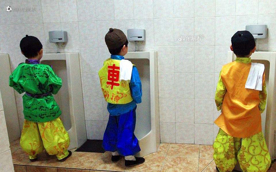 《娱乐底片》29期:这里,春晚的另一个舞台_厕所