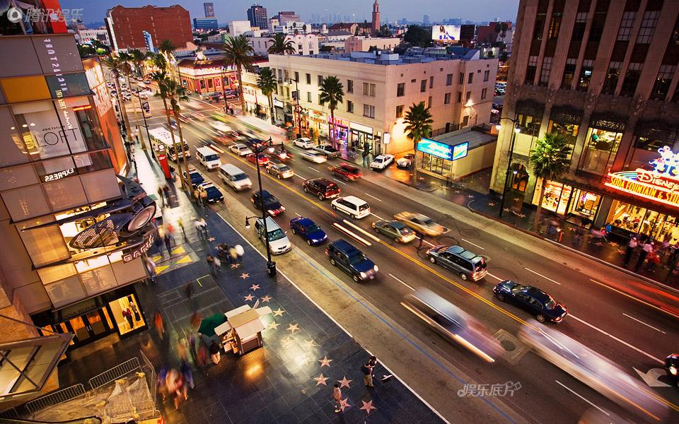 《娱乐底片》35期:情迷洛杉矶 百年好莱坞的旖旎风光