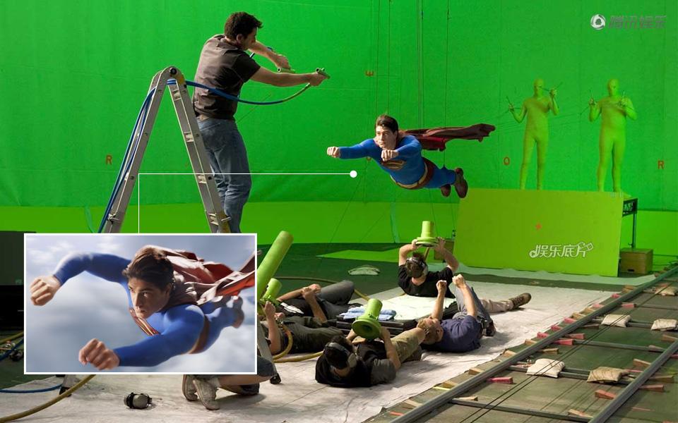 《娱乐底片》47期:制造不可能 揭秘电影特效制作