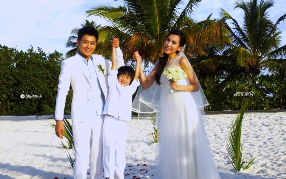 《娱乐底片》57期:娱乐圈老夫妻的新婚礼