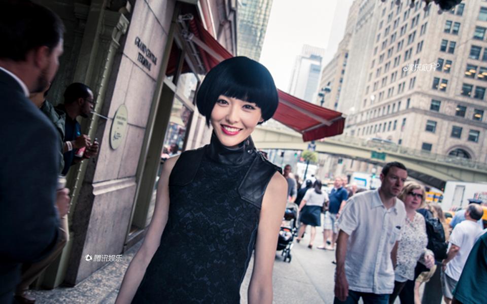 《娱乐底片》65期:杨幂与唐嫣在纽约的平行时