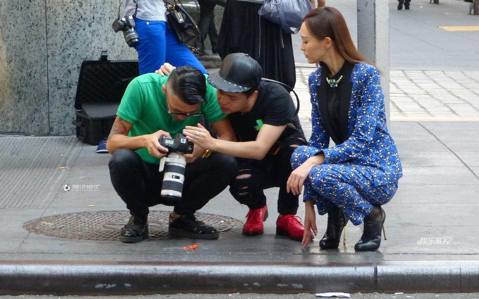 《娱乐底片》65期:杨幂与唐嫣在纽约的平行时空