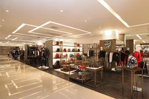 男士时尚生活目的地,北京SKP二层全新亮相