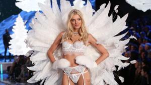 维秘天使背后的翅膀制作大揭密!