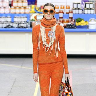 超市中的Chanel 2014秋冬