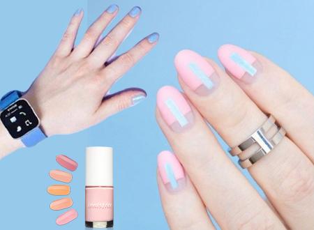 专属夏天的颜色,让你的指甲自带冷气!