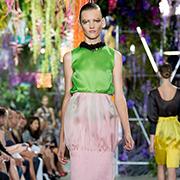Christian Dior2014春夏 向芙蓉女人致敬