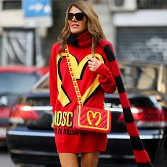 时尚只要这么穿 你也能混时装周