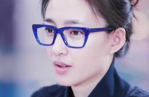 独家专访素颜女神王丽坤:当女神我没压力!