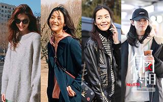 三位中国看家模特春装大PK