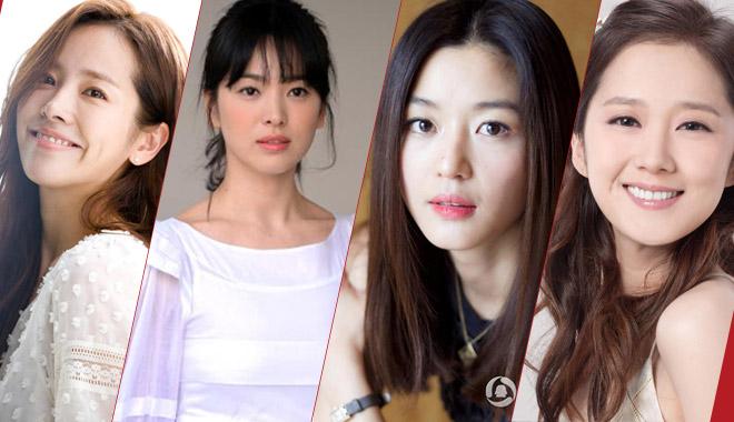 宋慧乔当选韩国最美童颜女星 全智贤爆冷第六