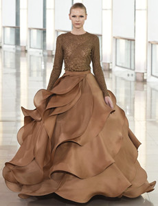Stephane Rolland 2015春夏高定
