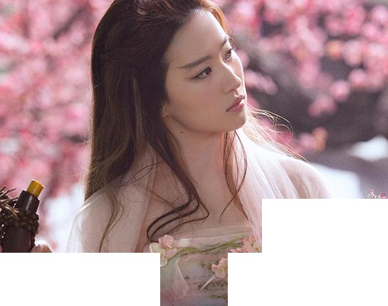 为什么说刘亦菲的性冷淡脸就是合适电影?