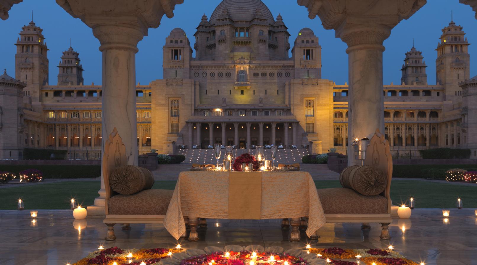 Umaid Bhawan Palace 酒店