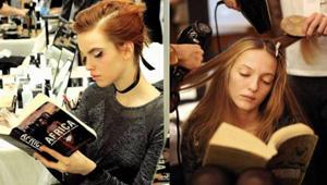 她们不仅比我美更努力还比我们爱看书