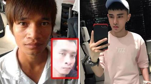 泰国男生花6万元在脸上动刀