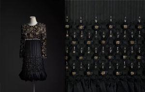 Chanel 华美褶皱 将梦境化为可触的真实