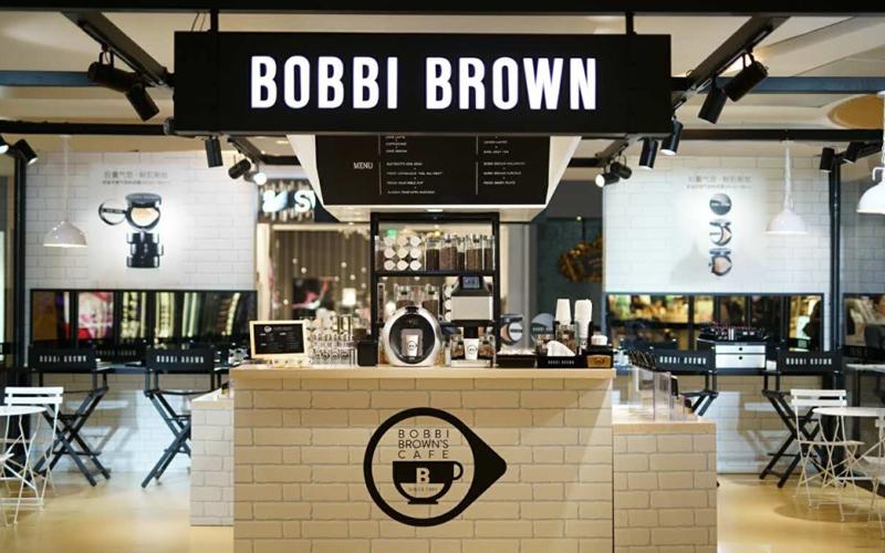 Bobbi Brown 上海品牌咖啡店
