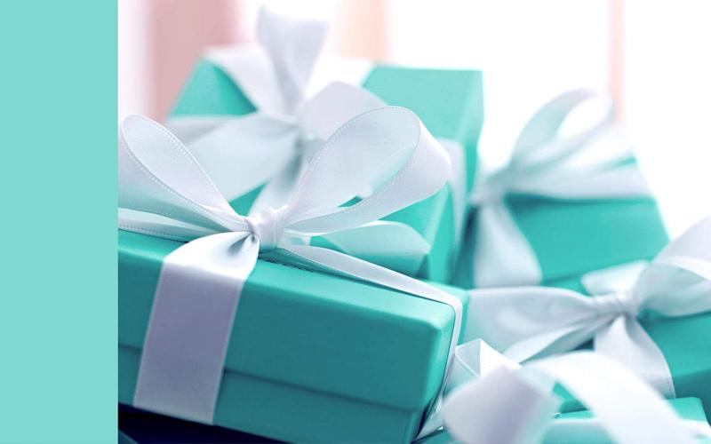 Tiffany 礼品盒