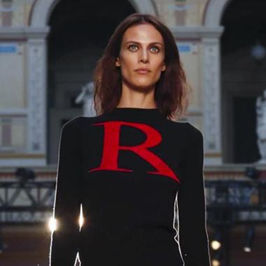 SONIA RYKIEL 2017春夏:字母T恤厉害了