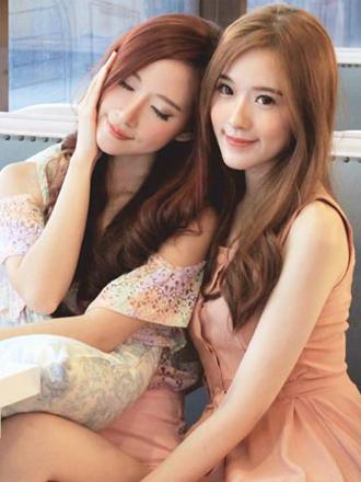 印尼姐妹花秒韩国美女