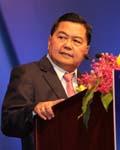 印度尼西亚计划发展部副部长Dedy S. Priatna
