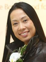 欧莱雅集团中国区副总裁兰珍珍