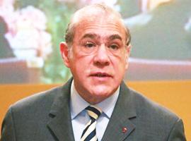 经济合作与发展组织秘书长古利亚