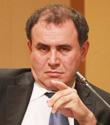 美国纽约大学教授鲁里埃尔・罗比尼