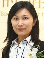 南方航空市场部副总经理柳云娜