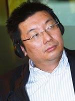 分众传媒CEO江南春