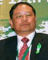 天津港有限公司董事长于汝民