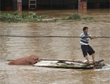 洪灾对CPI影响有限