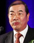 兴业银行副行长陈德康发表主题演讲