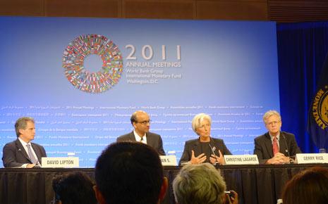 全球财经论坛-美国