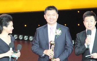 内蒙古和信园蒙草抗旱绿化公司董事长王召明获奖