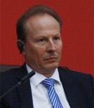德国国际合作机构主席克里斯多夫・拜尔