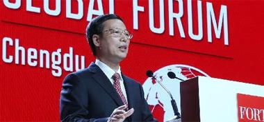 张高丽:新一轮改革大幕拉开 不片面求速度