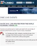 达沃斯:欧洲经济衰退可能结束