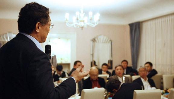 嘉宾共话新兴市场危机与中国改革进程