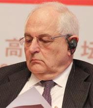 英国《金融时报》首席经济评论员马丁-沃尔夫