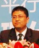 蒙牛公司总裁助理张荣