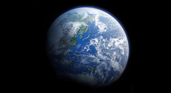如果地球真是平的会怎样?西媒:最终或脱离太阳系.视觉中国 资料图